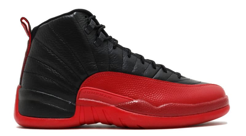 Most Expensive Sneakers - Air Jordan 12 (Flu Game)