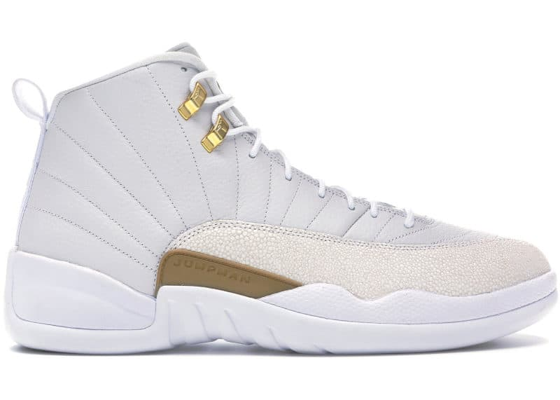 Most Expensive Sneakers - Air Jordan 12 OVO (Drake Edition)