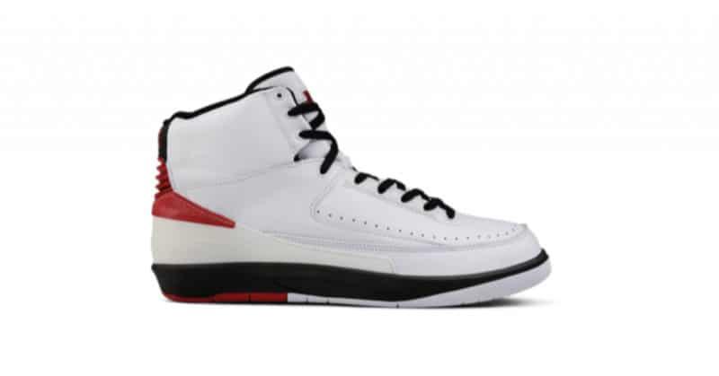 Most Expensive Sneakers - Air Jordan 2 OG