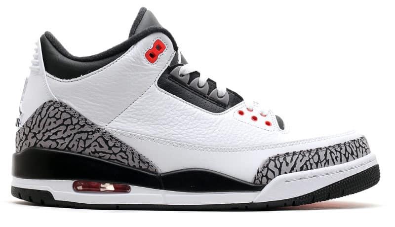 Most Expensive Sneakers - Air Jordan III OG