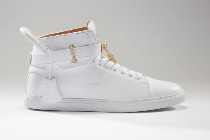 Most Expensive Sneakers - Buscemi 100 MM Diamond