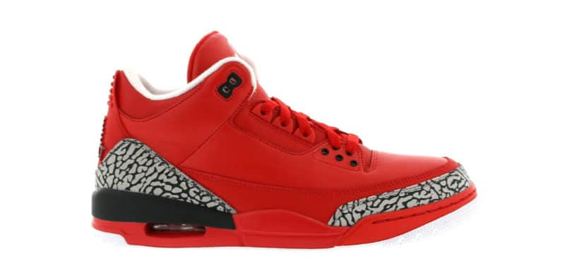 Most Expensive Sneakers - DJ Khaled x Air Jordan 3 'Grateful'