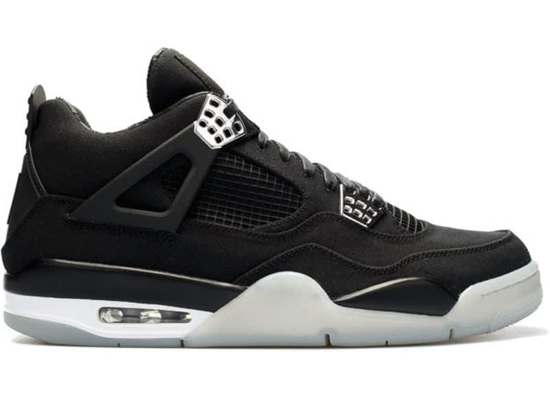 Most Expensive Sneakers - Eminem x Carhartt Air Jordan 4
