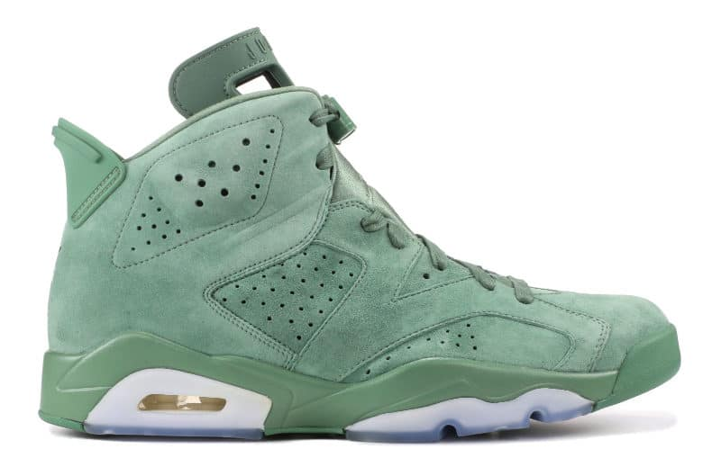 Most Expensive Sneakers - Macklemore x Air Jordan 6