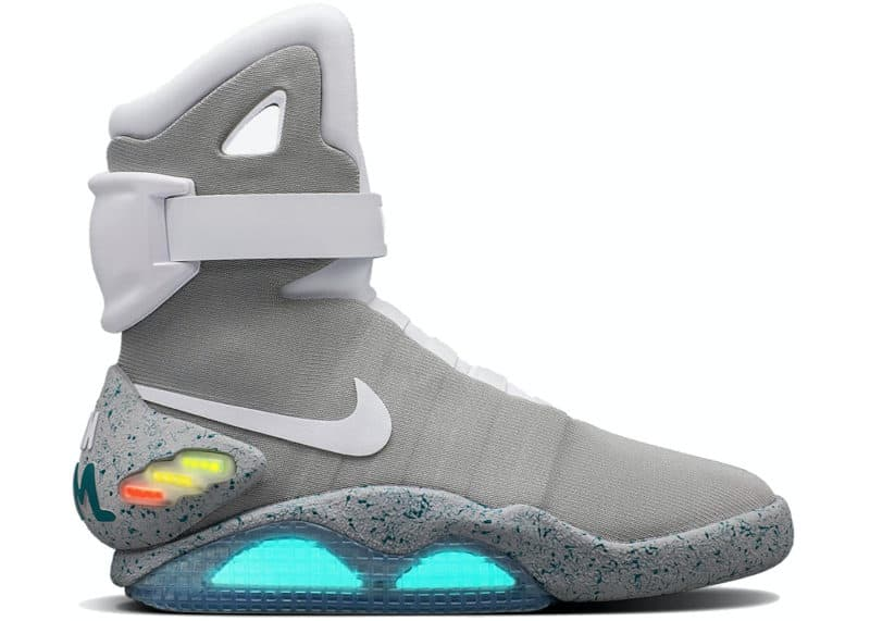 Most Expensive Sneakers - Nike Air Mag Back to the Future