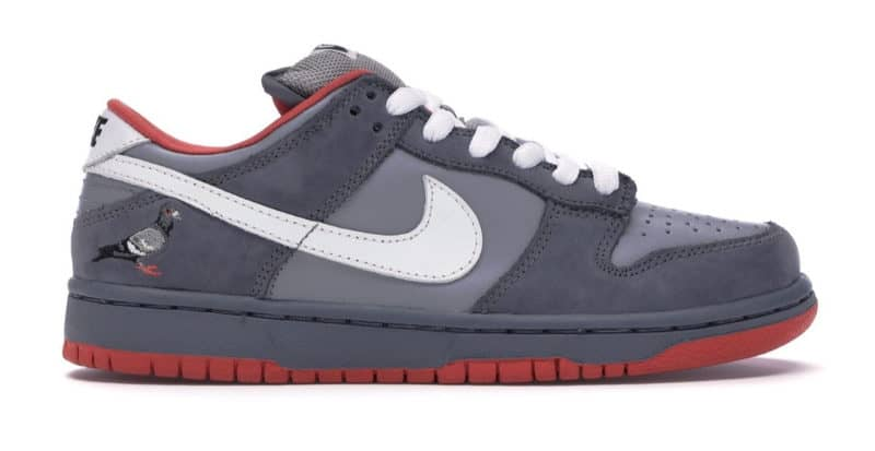 Most Expensive Sneakers - Nike Dunk Low Pro SB Pigeon