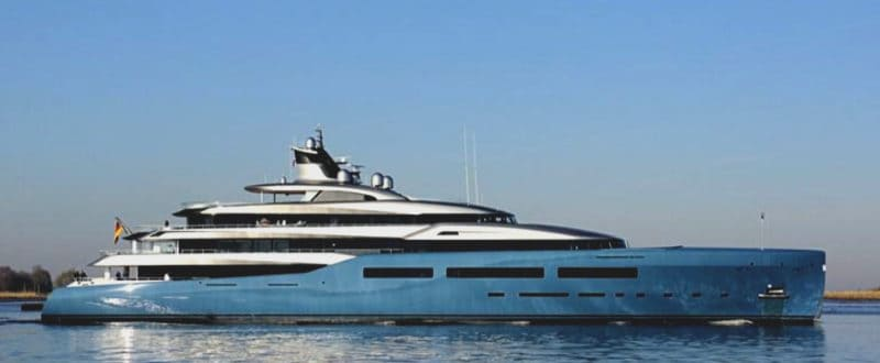 Most Expensive Yachts - Aviva