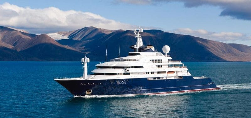 Most Expensive Yachts - Octopus