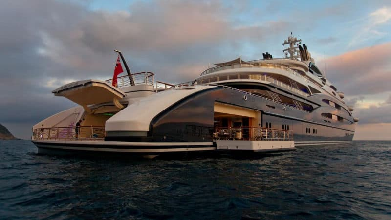 Most Expensive Yachts - Serene