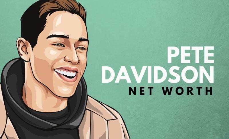 Pete Davidson Net Worth