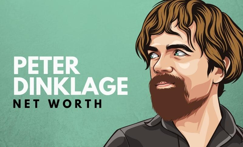 Peter Dinklage's Net Worth