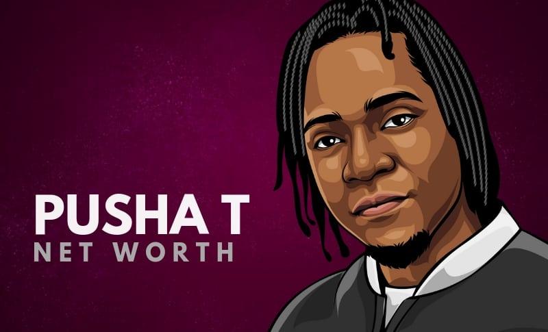 Pusha T Net Worth