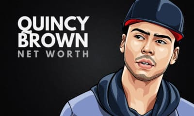 Quincy Brown's Net Worth