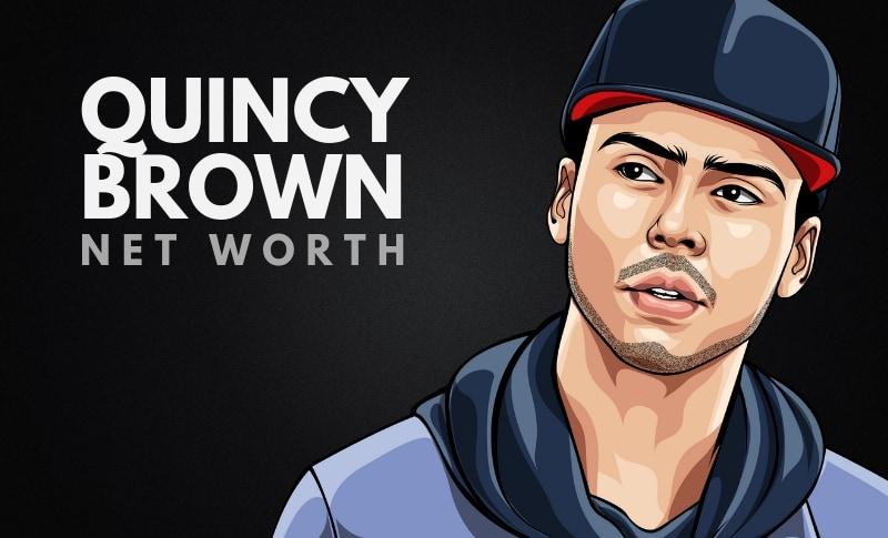 Quincy Brown's Net Worth
