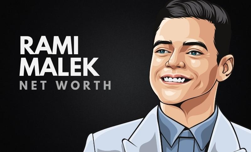 Rami Malek's Net Worth
