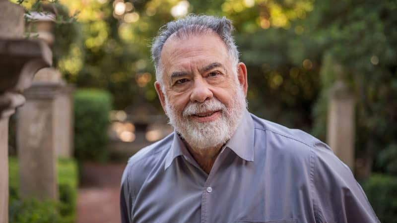 Richest Directors - Francis Ford Coppola