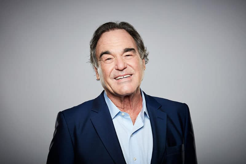 Richest Directors - Oliver Stone