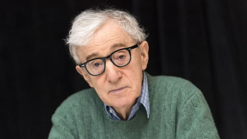 Richest Directors - Woody Allen