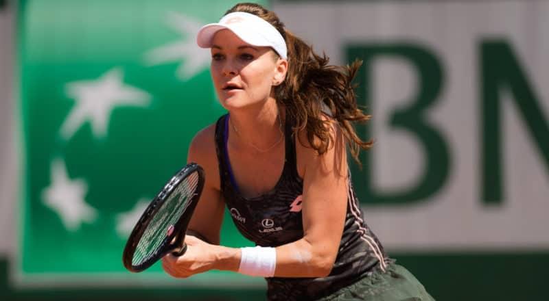 Richest Tennis Players - Agnieszka Radwańska