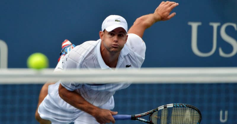 Richest Tennis Players - Andy Roddick