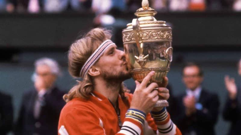 Richest Tennis Players - Bjorn Borg