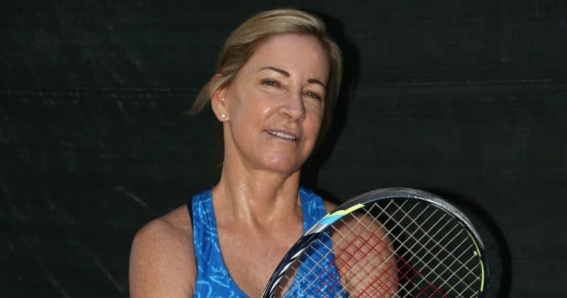 Richest Tennis Players - Chris Evert