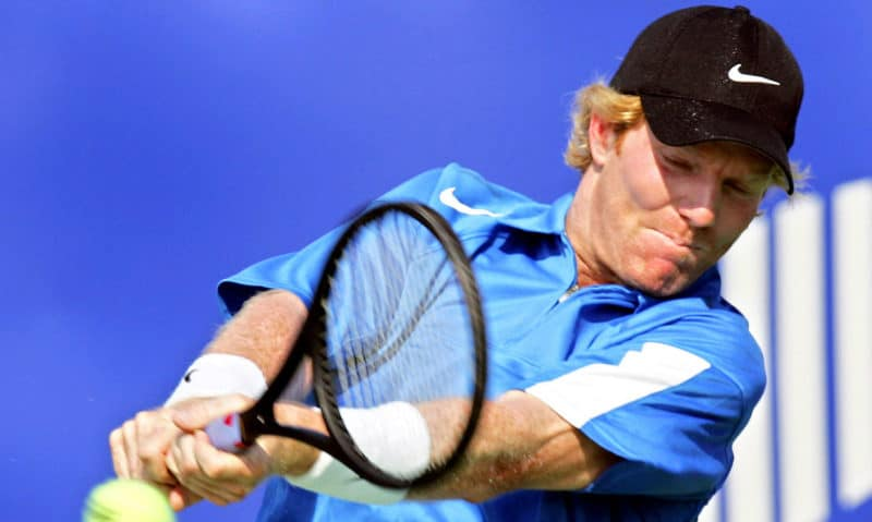Richest Tennis Players - Jim Courier