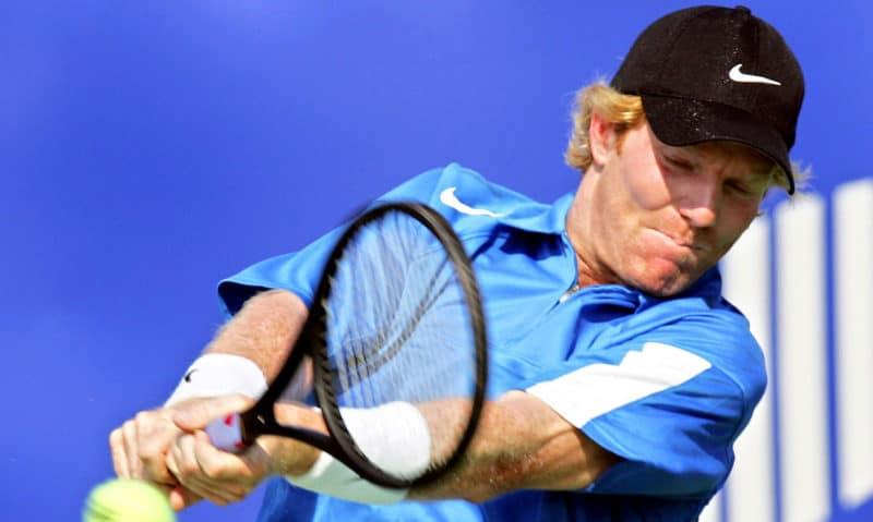 Richest Tennis Players - Jim Courier