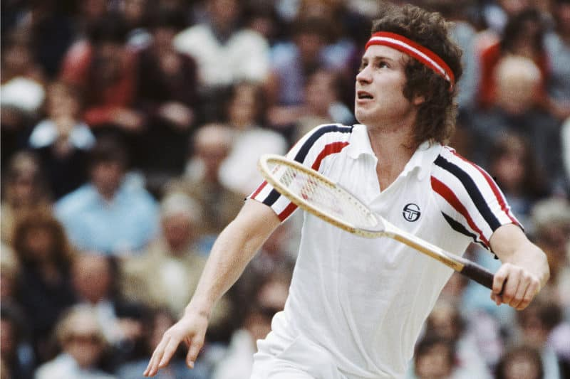 Richest Tennis Players - John McEnroe