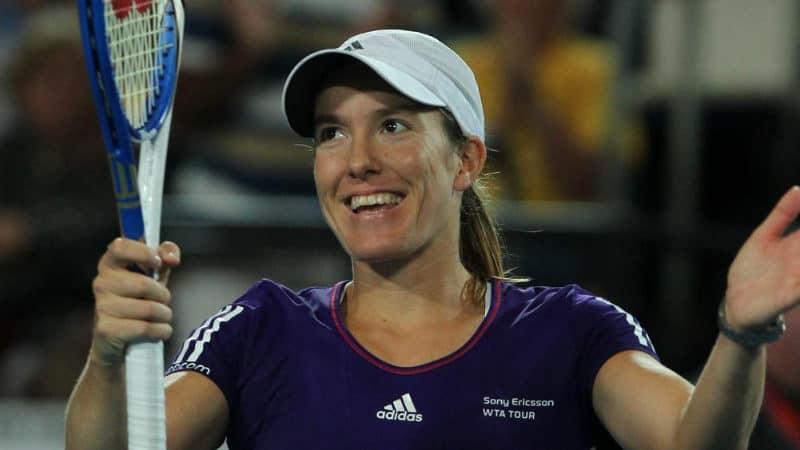Richest Tennis Players - Justine Henin