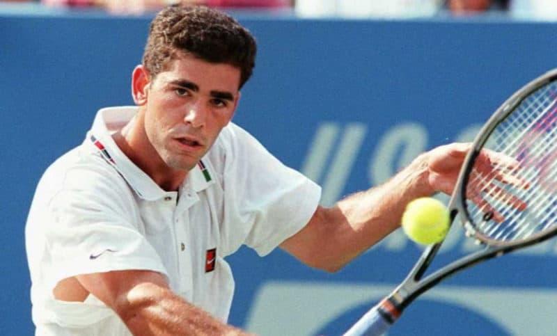 Richest Tennis Players - Pete Sampara
