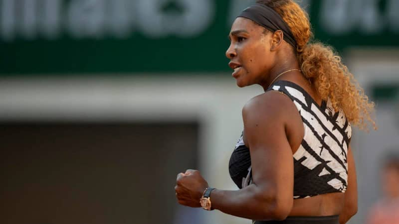 Richest Tennis Players - Serena Williams