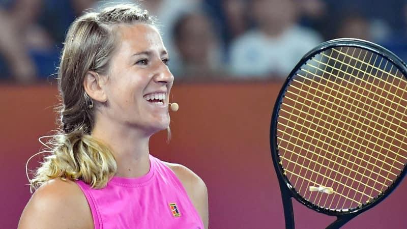 Richest Tennis Players - Victoria Azarenka