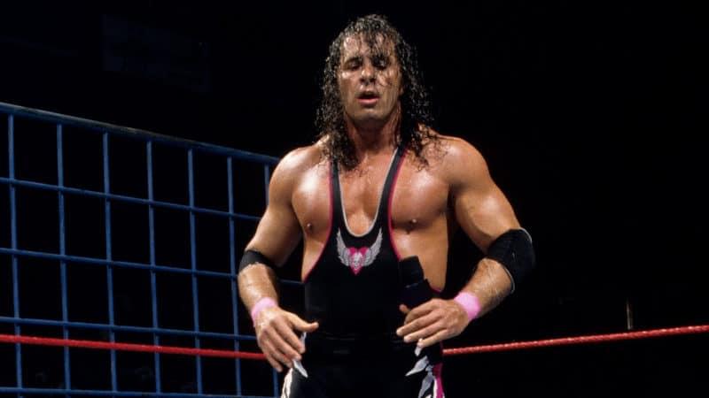Richest Wrestlers - Bret Hart