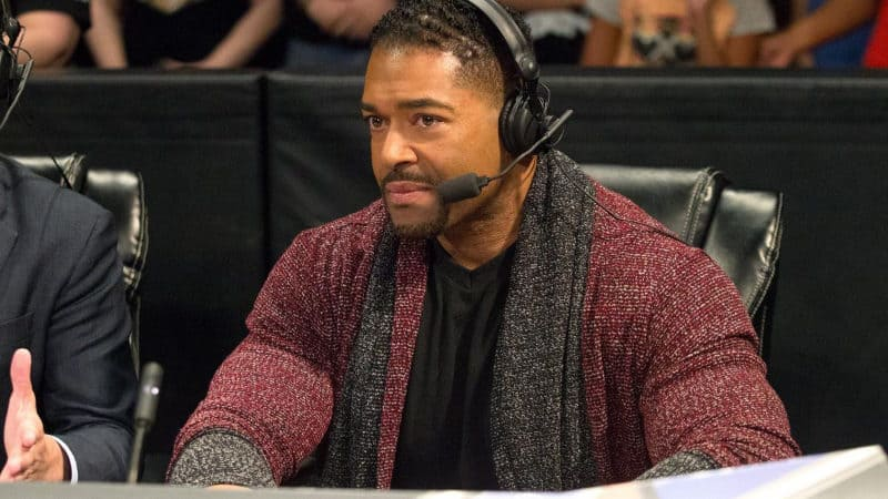 Richest Wrestlers - David Otunga