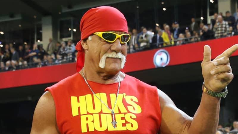 Richest Wrestlers - Hulk Hogan