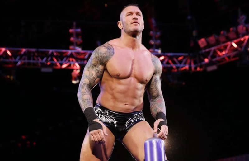 Richest Wrestlers - Randy Orton