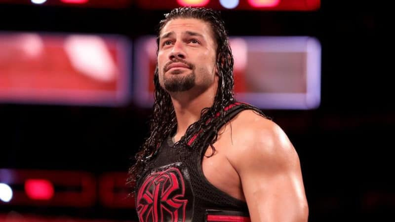 Richest Wrestlers - Roman Reigns