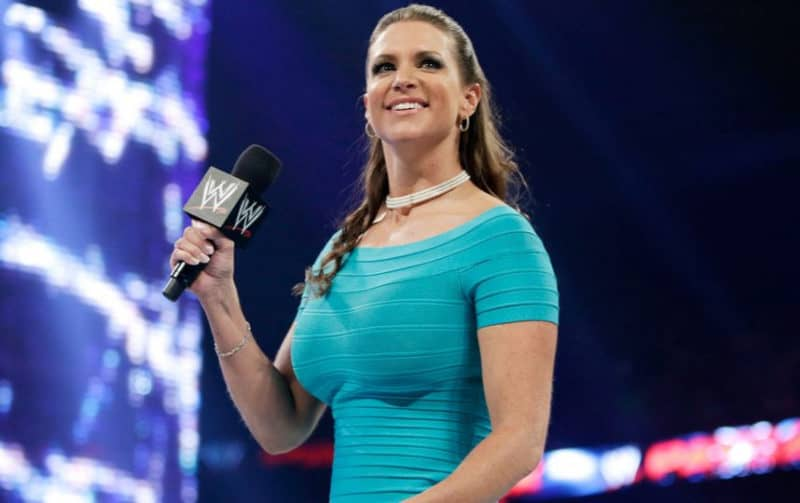 Richest Wrestlers - Stephanie McMahon
