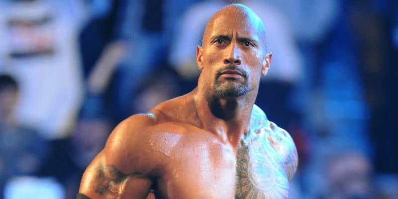 Richest Wrestlers - The Rock