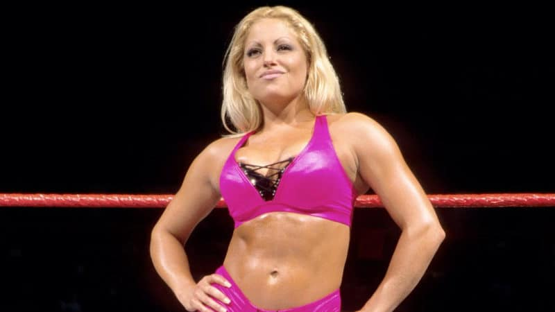 Richest Wrestlers - Trish Stratus