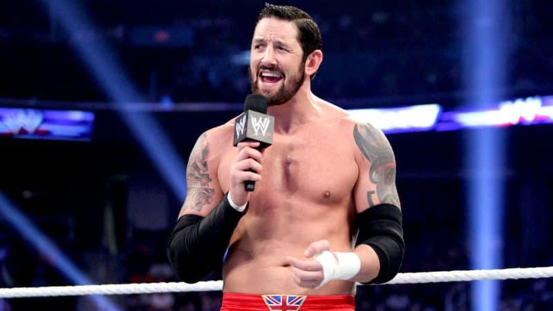 Richest Wrestlers - Wade Barrett