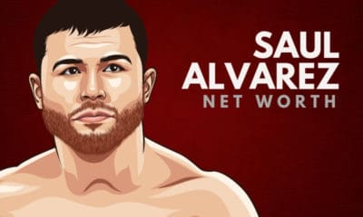 Saul Alvarez's Net Worth