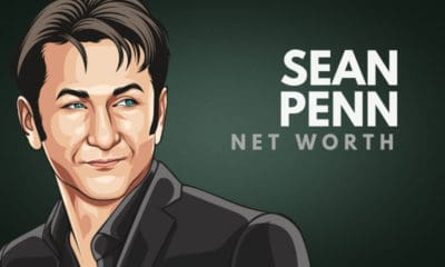 Sean Penn's Net Worth