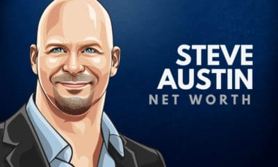 Steve Austin's Net Worth