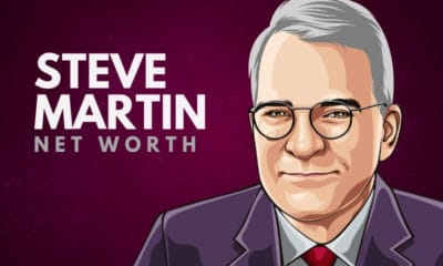 Steve Martin's Net Worth