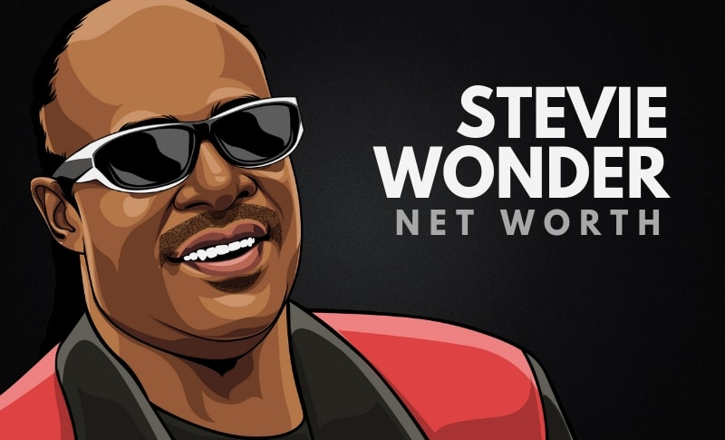 Stevie Wonder's Net Worth