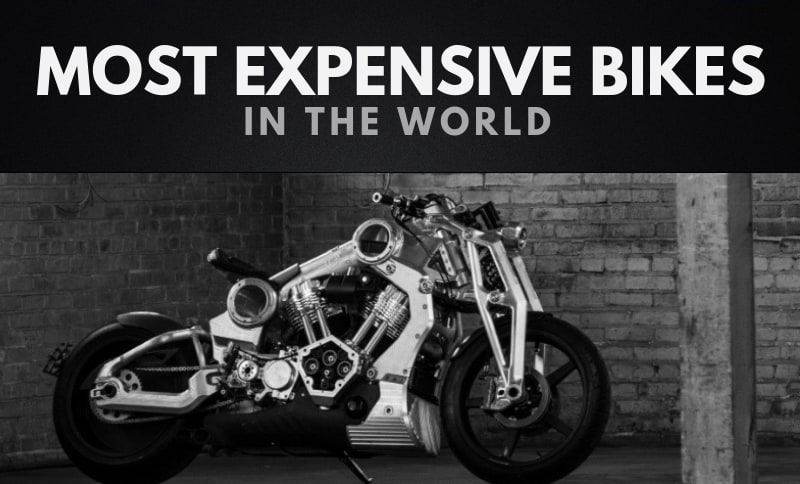 The Most Expensive Motorbikes in the World