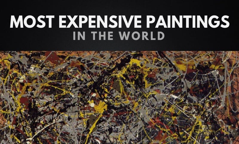 The 20 Most Expensive Paintings In the World