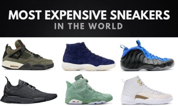 The Most Expensive Sneakers in the World
